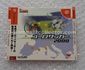 SAMPLE T-15006M Super Euro Soccer 2000 front