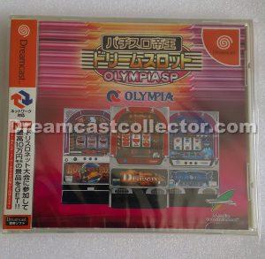 T-20502M Pachi-Slot Teiou: Dream Slot Olympia SP front