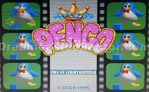 PENGO © SEGA 1995
