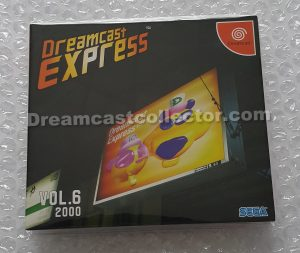 Dreamcast Express Vol.6 containing the Innocent Tears promo video.