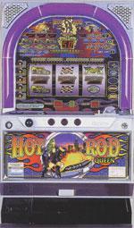 Hot Rod © HEWIA © Olympia image from 懐かしのぱちすろ名機列伝xxΣ blo