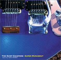 WGCA-1 The Surf Coasters Super Runabout Original Soundtrack