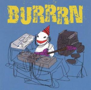 Burrrn Cool Boarders Burrrrn! soundtrack ©1999 Pony Canyon / UEP Systems All Rights Reserved.