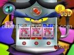 The first on many BIKKURIMAN 2000 stickers to collect BIKKURIMAN 2000 ©ロッテ/BP・小学館・テレビ東京・NAS copy;SEGA ENTERPRISES,LTD.,2000