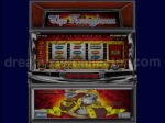 JISSEN PACHISLO HISSYOUHOU@ VPACHI features The KONGDAM Pachi-Slot machine which is viewable in minute detail and your able to zoom in on any aspect at any time. This is a look at the full machine. © 2000 MAXBET © DAIKOKU DENKI CO., LTD., 2000 © YAMASA © 2000 Sammy