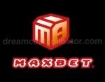 MAXBET in-game logo in JISSEN PACHISLO HISSYOUHOU@ VPACHI. © 2000 MAXBET © DAIKOKU DENKI CO., LTD., 2000 © YAMASA © 2000 Sammy