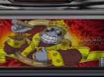 A close up look at some of the detail featured on JISSEN PACHISLO HISSYOUHOU @ VPACHI's The Kongdom Pachi-Slot machine. © 2000 MAXBET © DAIKOKU DENKI CO., LTD., 2000 © YAMASA © 2000 Sammy